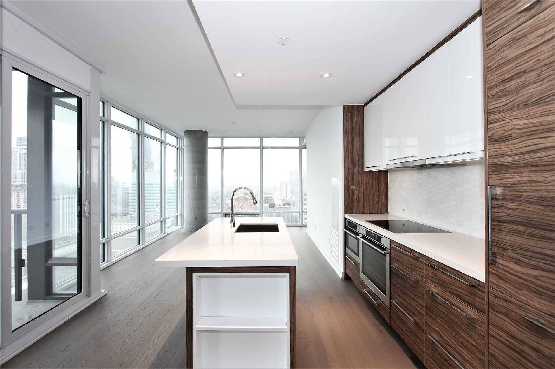Image result for 488 university condos kitchen