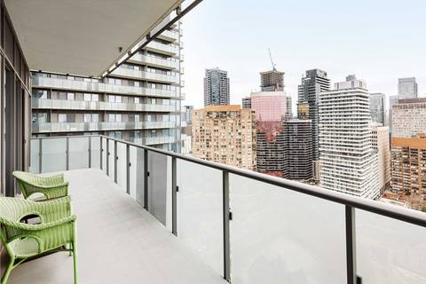 Condo for sale at 65 St. Mary St Unit 2402 Toronto Ontario - MLS: C4410958