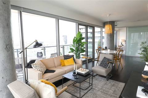 Condo for sale at 70 Distillery Ln Unit 2402 Toronto Ontario - MLS: C4514086