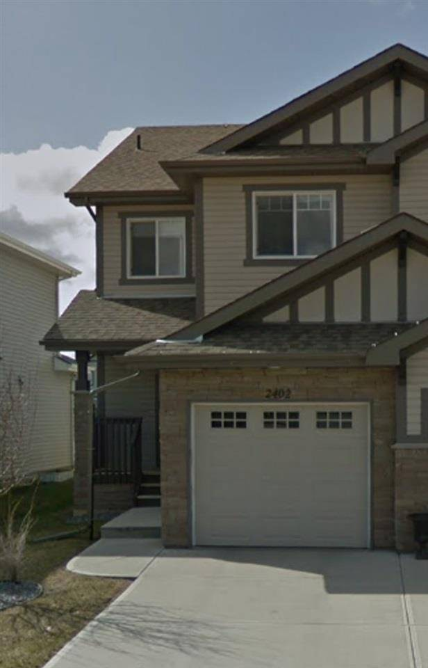 Townhouse for sale at 2402 Casselman Cres Sw Edmonton Alberta - MLS: E4185108