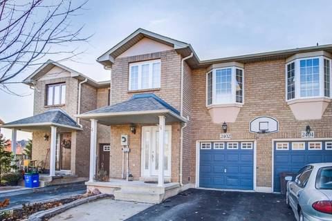 Townhouse for sale at 2402 Highcroft Rd Oakville Ontario - MLS: W4643456