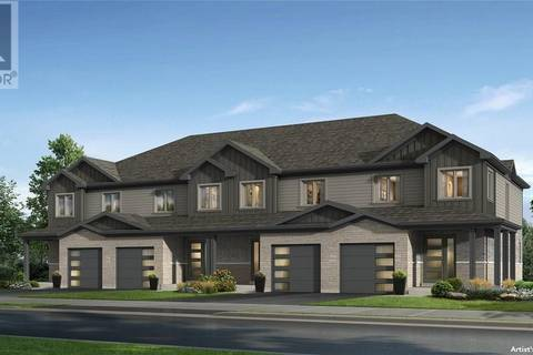 Townhouse for sale at 2402 Nieson St Cambridge Ontario - MLS: 30735804