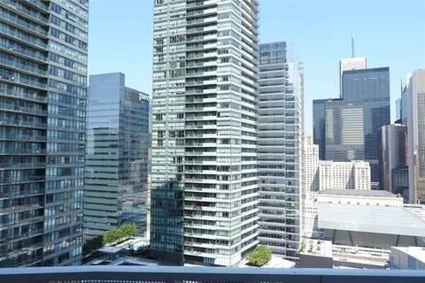 Apartment for rent at 100 Harbour St Unit 2403 Toronto Ontario - MLS: C4696377