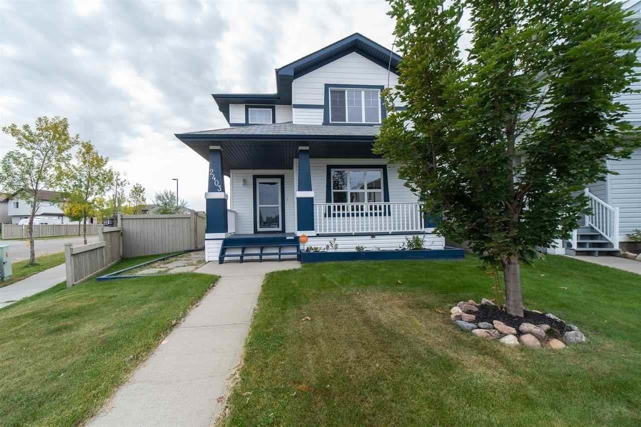 House for sale at 2403 28b Av NW Edmonton Alberta - MLS: E4215205