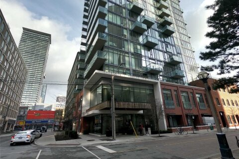Apartment for rent at 75 St Nicholas St Unit 2403 Toronto Ontario - MLS: C5088693