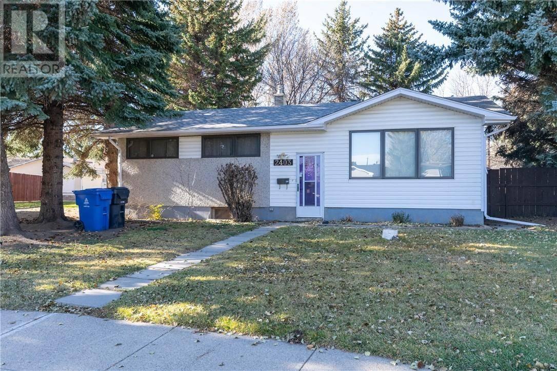 House for sale at 2403 8 Ave N Lethbridge Alberta - MLS: ld0183465