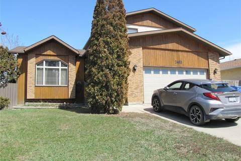House for sale at 2403 Glamis Pl E Regina Saskatchewan - MLS: SK770725