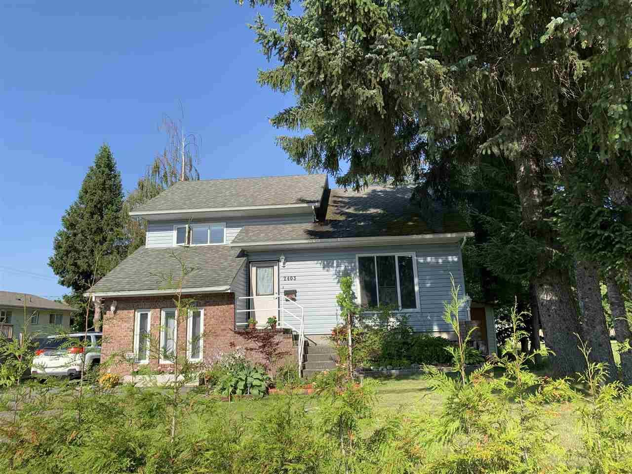 House for sale at 2403 Kalum St Terrace British Columbia - MLS: R2386216