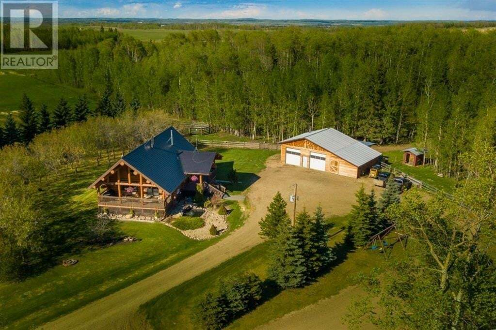 House for sale at 24039 Township Road 442 Rte Rural Ponoka County Alberta - MLS: A1001925