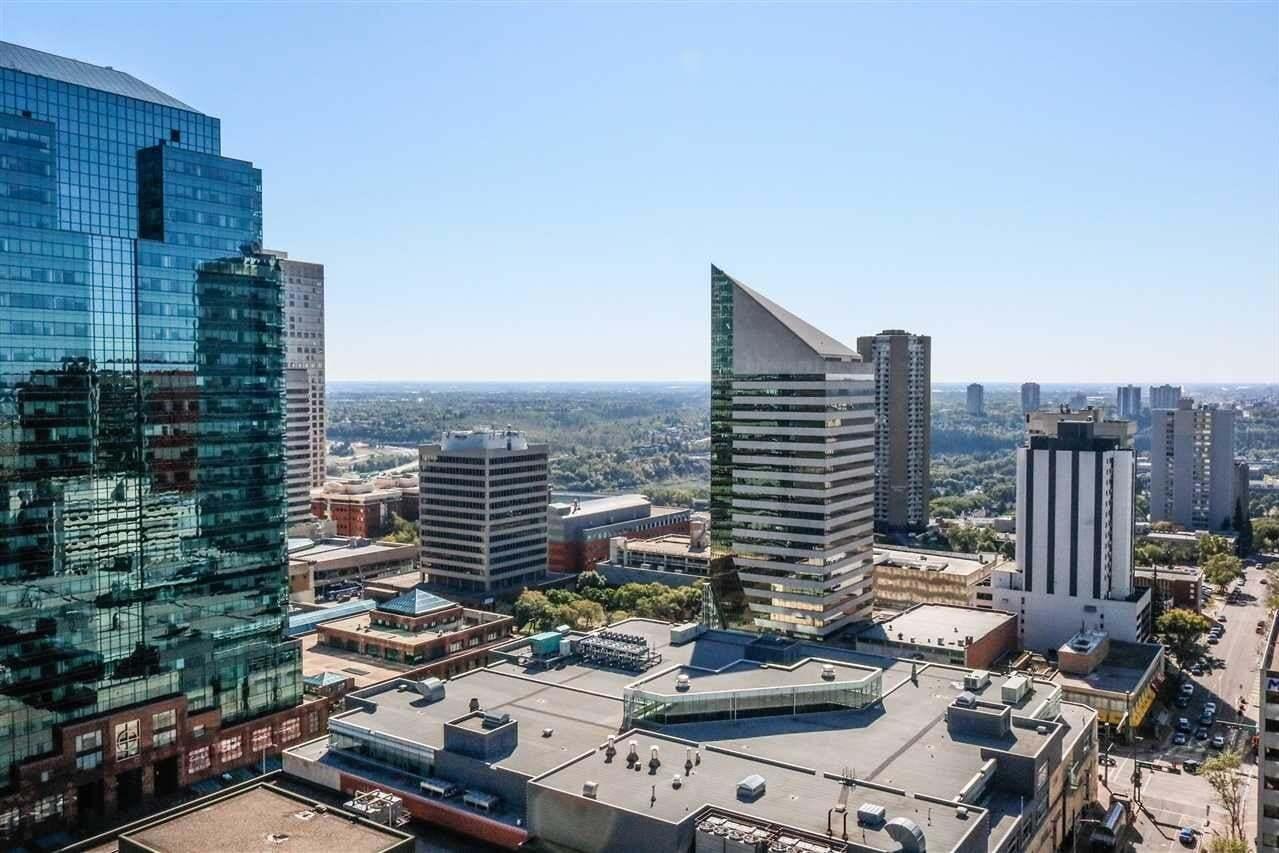 Condo for sale at 10180 103 St NW Unit 2404 Edmonton Alberta - MLS: E4214218