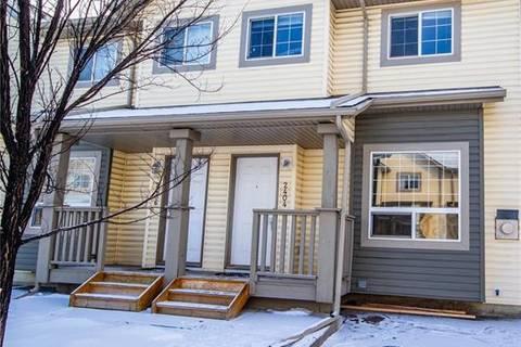 Townhouse for sale at 111 Tarawood Ln Northeast Unit 2404 Calgary Alberta - MLS: C4286444