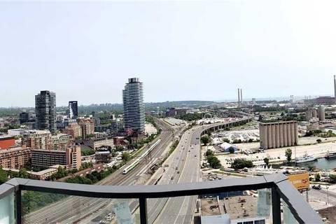 Apartment for rent at 16 Bonnycastle St Unit 2404 Toronto Ontario - MLS: C4512466