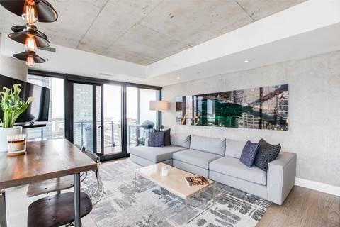 Apartment for rent at 224 King St Unit 2404 Toronto Ontario - MLS: C4488883