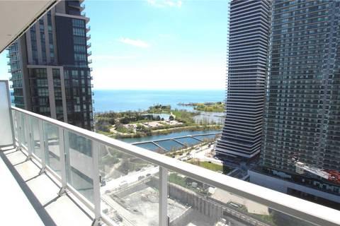 Apartment for rent at 56 Annie Craig Dr Unit 2404 Toronto Ontario - MLS: W4458944