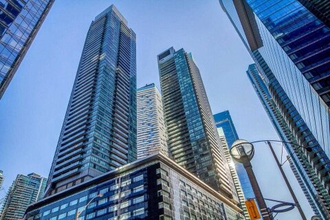 Apartment for rent at 65 Bremner Blvd Unit 2404 Toronto Ontario - MLS: C5056266