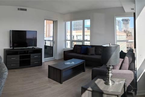 Apartment for rent at 88 Scott St Unit 2404 Toronto Ontario - MLS: C4657916