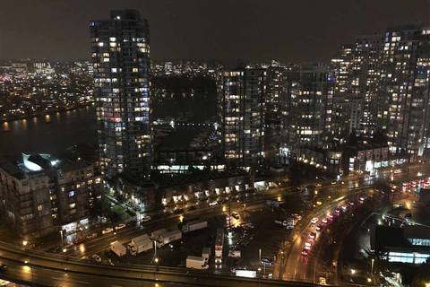 Condo for sale at 89 Nelson St Unit 2404 Vancouver British Columbia - MLS: R2417522