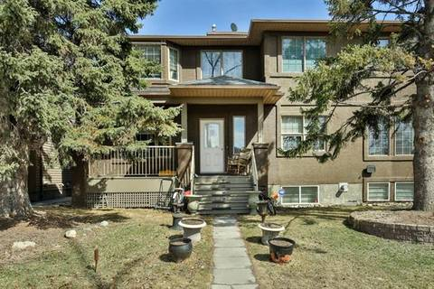 Townhouse for sale at 2404 Broadview Rd Northwest Calgary Alberta - MLS: C4294477