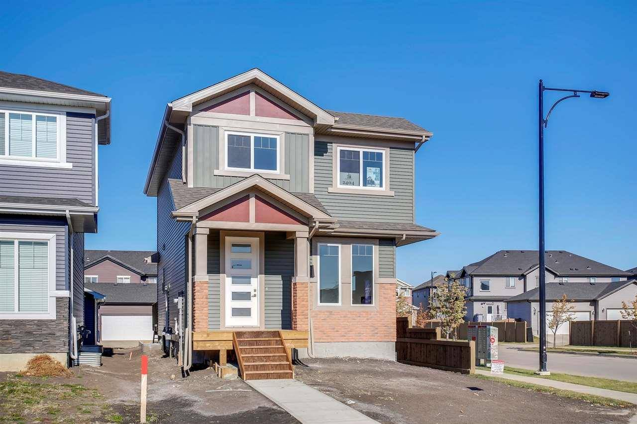 House for sale at 2404 Wonnacott Ct Sw Edmonton Alberta - MLS: E4176825