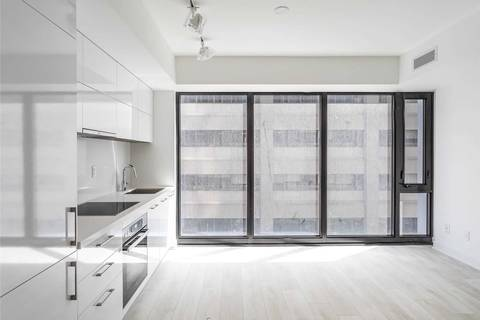 Apartment for rent at 188 Cumberland St Unit 2405 Toronto Ontario - MLS: C4626703
