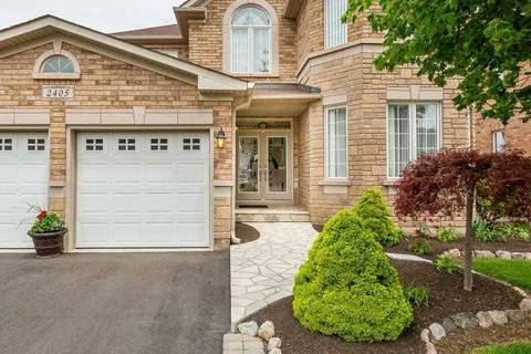 House for sale at 2405 Bluestream Dr Oakville Ontario - MLS: W4605289