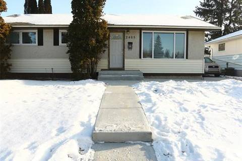 House for sale at 2405 Ewart Ave Saskatoon Saskatchewan - MLS: SK796889