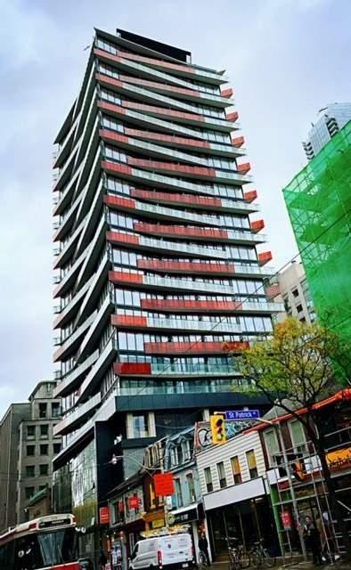 Buliding: 215 Queen Street West, Toronto, ON