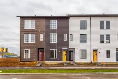 Townhouse for sale at 2406 210 Ave Southeast Unit 2406 Calgary Alberta - MLS: C4247685