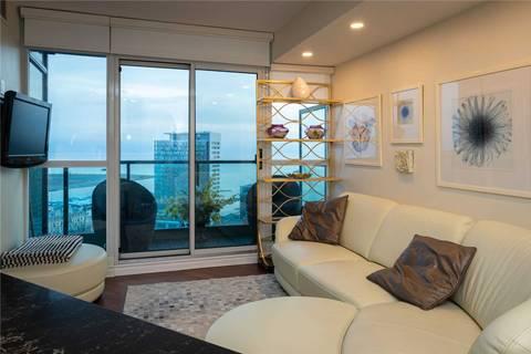 Apartment for rent at 600 Fleet St Unit 2406 Toronto Ontario - MLS: C4732052