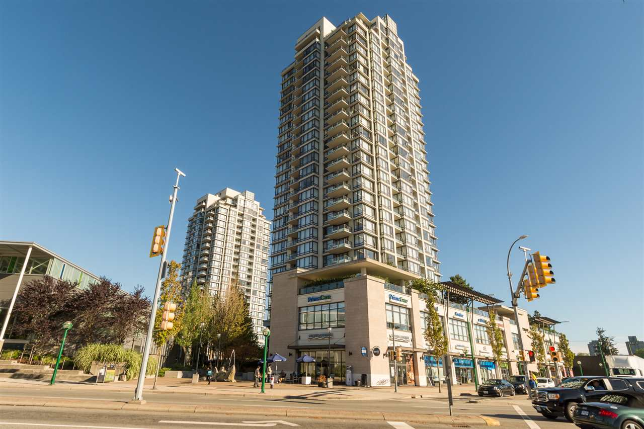 Sold: 2406 - 7328 Arcola Street, Burnaby, BC