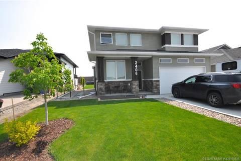 House for sale at 2406 Aspen Dr Coaldale Alberta - MLS: LD0158426
