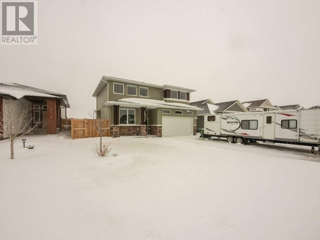 House for sale at 2406 Aspen Dr Coaldale Alberta - MLS: ld0190555