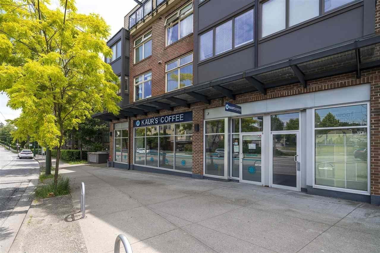 Commercial property for sale at 2406 E Broadway East Vancouver British Columbia - MLS: C8032516