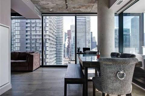 Condo for sale at 11 Charlotte St Unit 2407 Toronto Ontario - MLS: C4665007