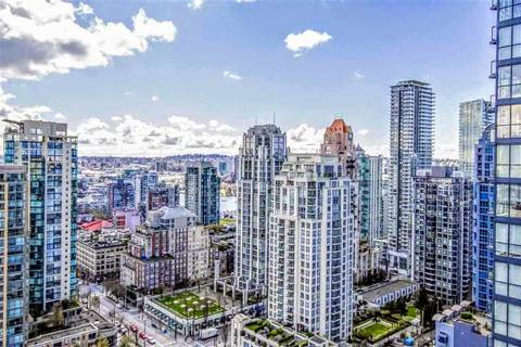 Condo for sale at 1155 Seymour St Unit 2407 Vancouver British Columbia - MLS: R2372683
