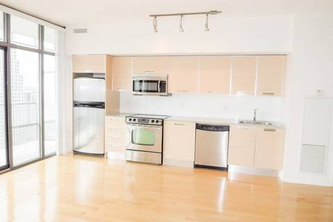 Apartment for rent at 33 Charles St Unit 2407 Toronto Ontario - MLS: C4550872