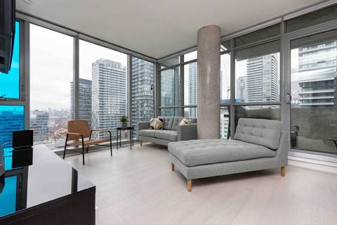 Home for sale at 375 King St Unit 2407 Toronto Ontario - MLS: C4703203