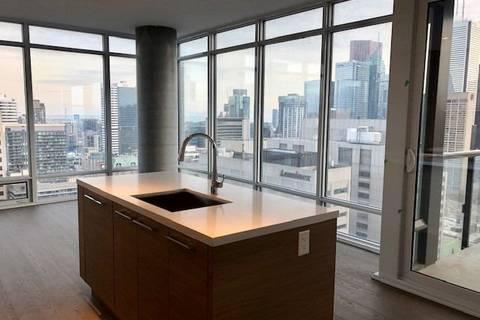 Apartment for rent at 488 University Ave Unit 2407 Toronto Ontario - MLS: C4656624