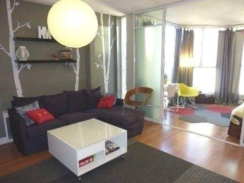 Apartment for rent at 55 Centre Ave Unit 2407 Toronto Ontario - MLS: C4523658
