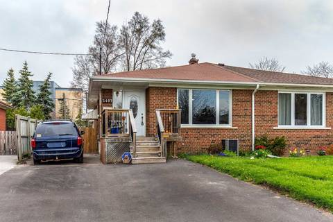 Townhouse for sale at 2407 Barclay Rd Burlington Ontario - MLS: W4445181