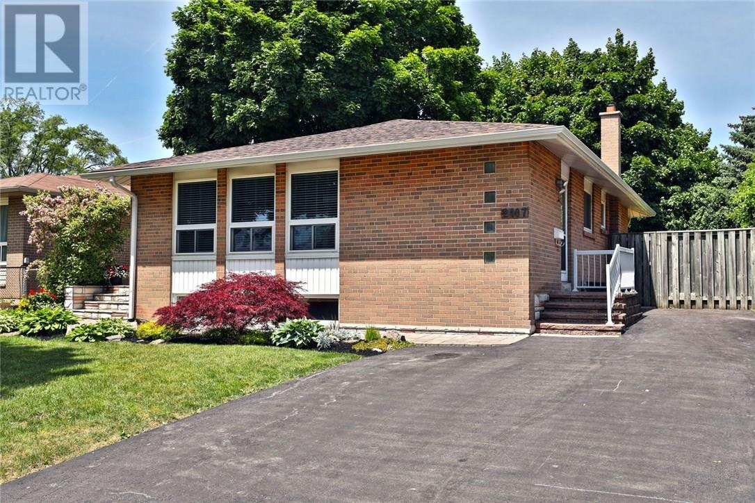 Sold: 2407 Bonner Road, Mississauga, ON