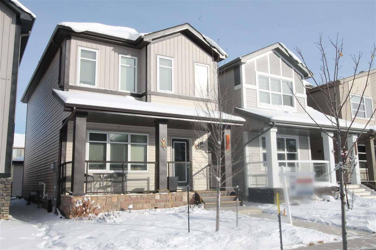 House for sale at 2407 Casey Li Sw Edmonton Alberta - MLS: E4176678