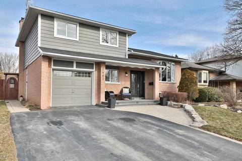 House for sale at 2407 Ventura Dr Oakville Ontario - MLS: W4703362