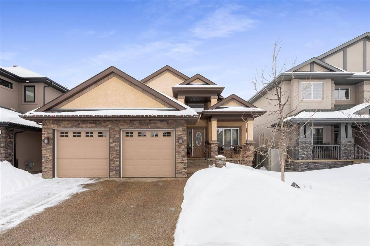 House for sale at 2407 Warry Pl Sw Edmonton Alberta - MLS: E4191298