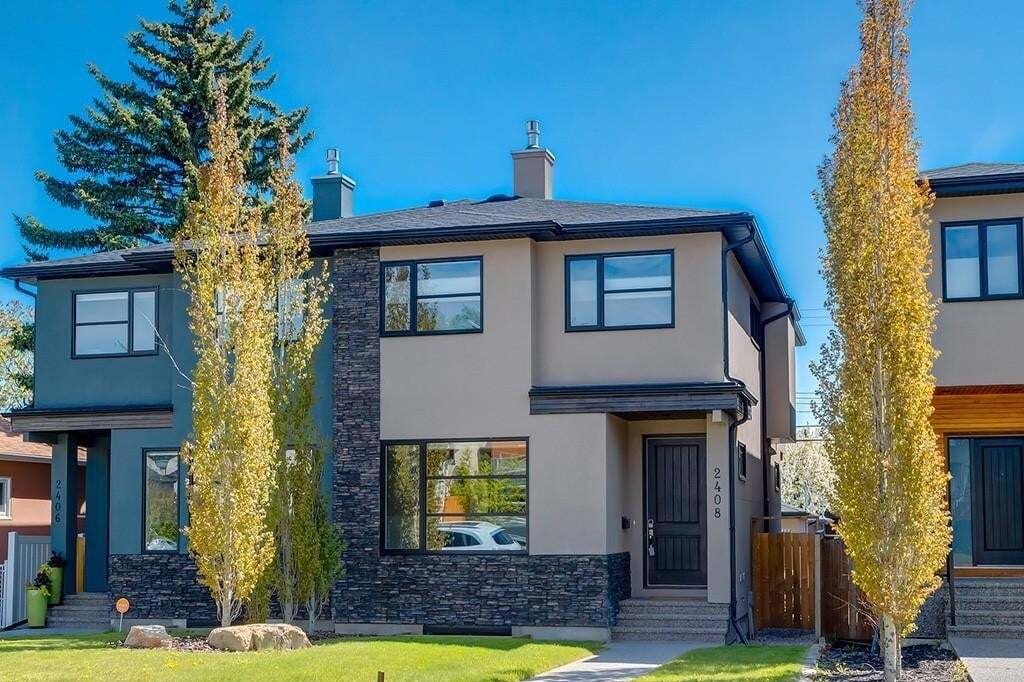 Townhouse for sale at 2408 32 St SW Killarney/glengarry, Calgary Alberta - MLS: C4280436