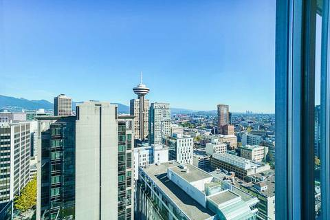 Condo for sale at 610 Granville St Unit 2408 Vancouver British Columbia - MLS: R2413483