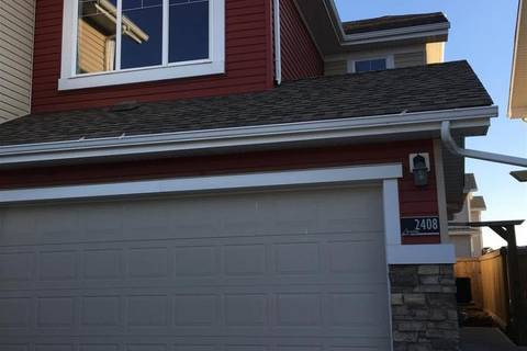 Townhouse for sale at 2408 Sparrow Cres Nw Edmonton Alberta - MLS: E4143277