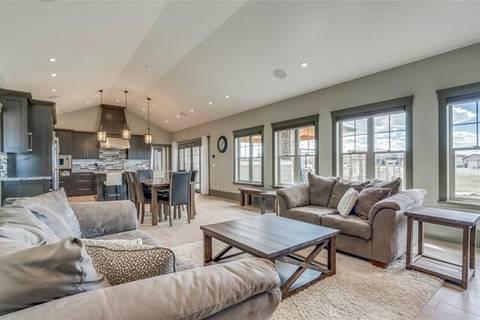 House for sale at 24087 Sierra Cres East Rural Foothills County Alberta - MLS: C4271088