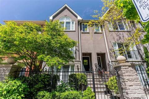 Townhouse for sale at 2409 Marine Dr Oakville Ontario - MLS: W4780703
