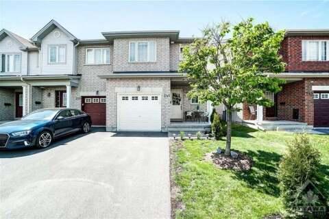 House for sale at 241 Arrita St Ottawa Ontario - MLS: 1193320